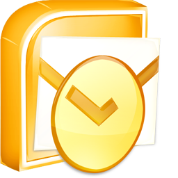 Microsoft Outlook 2007 Icon Outlook 2007 Symbol